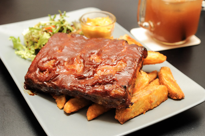 PoTeaTo Backribs