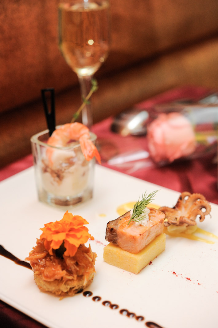Seafood Symphony Platter