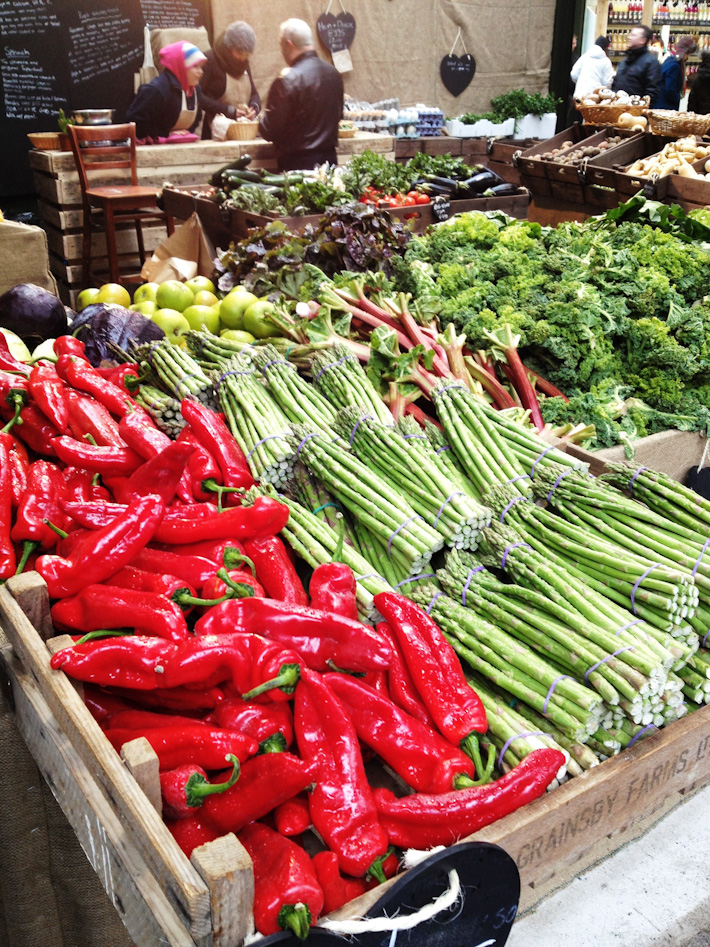 Borough Market Veggie