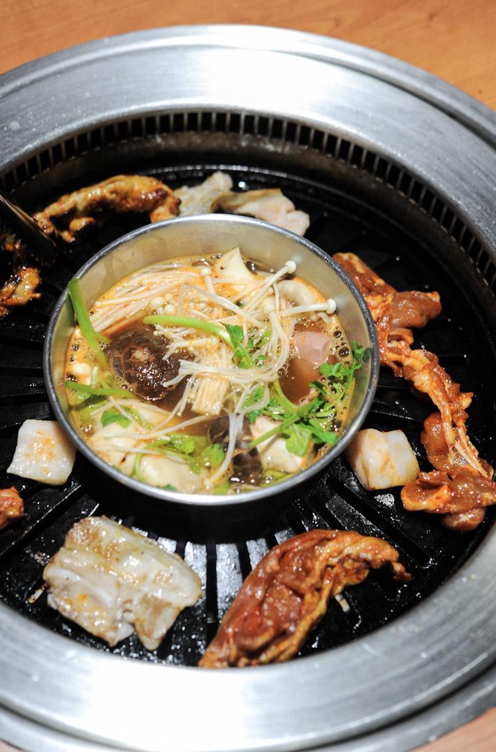 Crystal Jade Korean BBQ Buffet