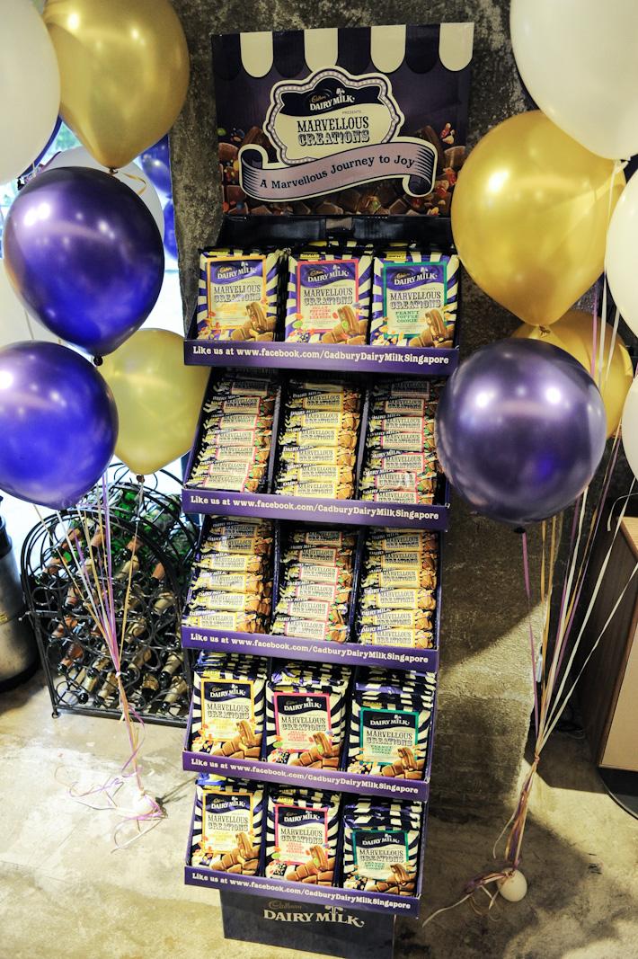 Cadbury Marvellous
