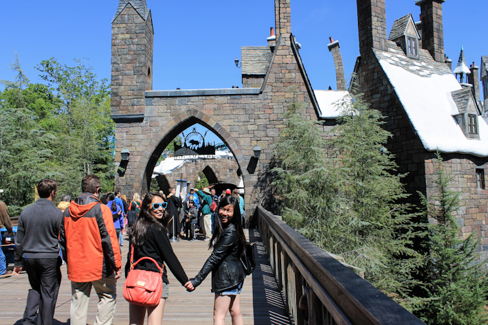Harry Potter Themepark