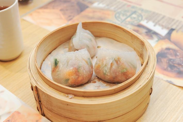 Steamed Dumpling Teochew Style