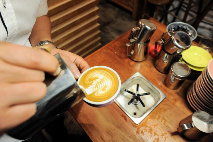 Do Latte art