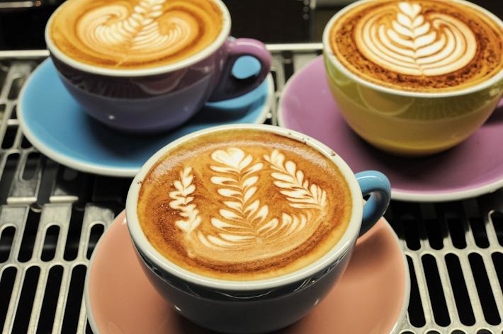 Strangers Reunion Coffee