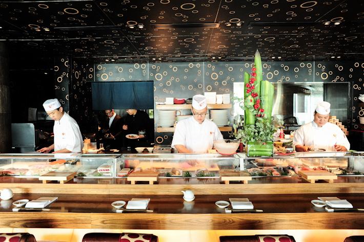 Nobu Chefs