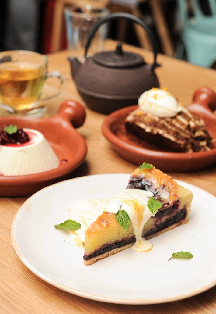 Jamie's Italian desserts