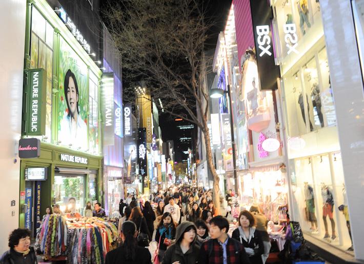 Seoul Myeong-dong