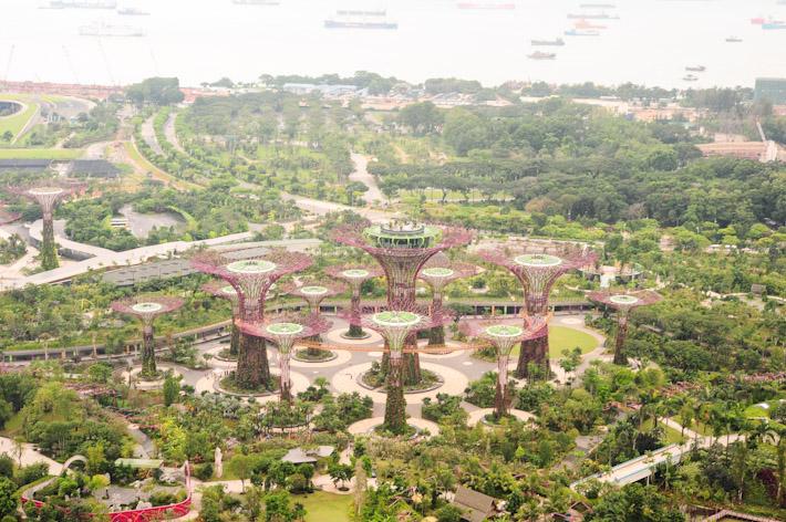 Singapore Gardens Bay
