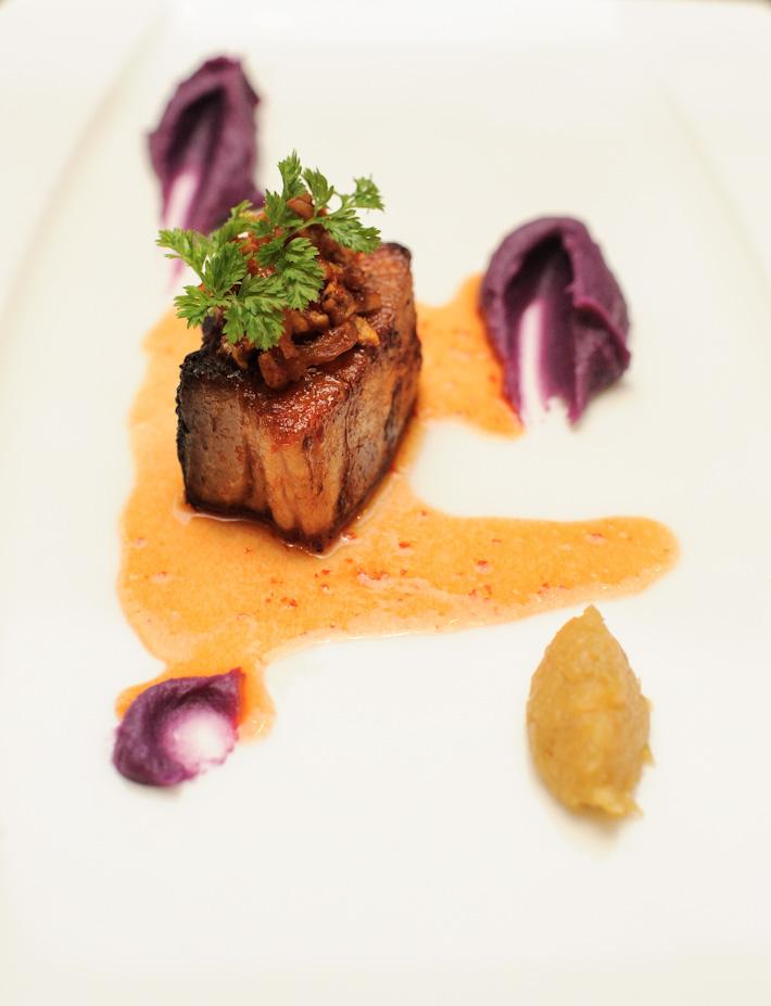 Tamarind Pork Belly