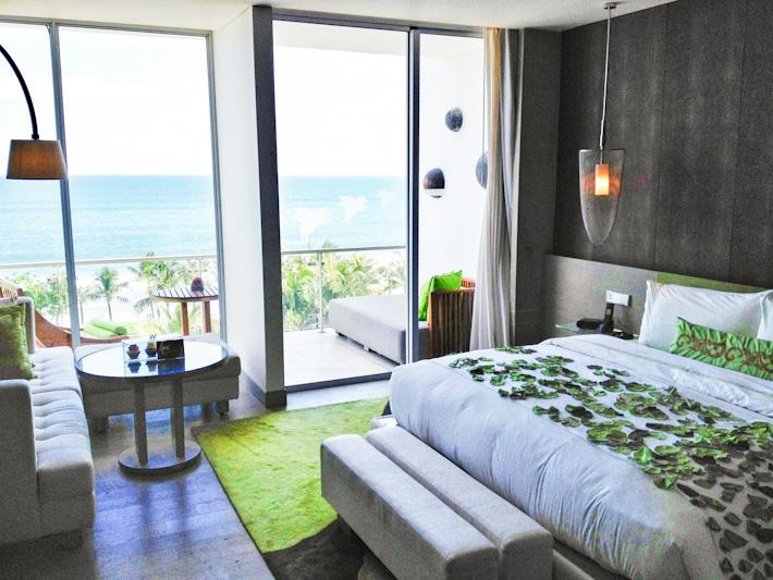 W Bali Ocean View Room