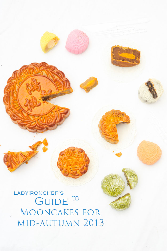 Mooncake Guide