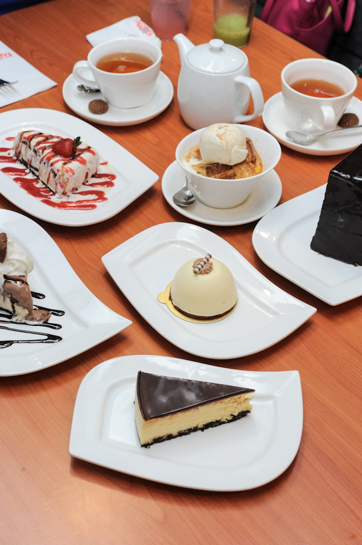 Nydc Desserts Cafe