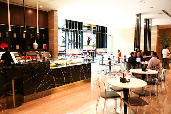 Tuxedo Cafe