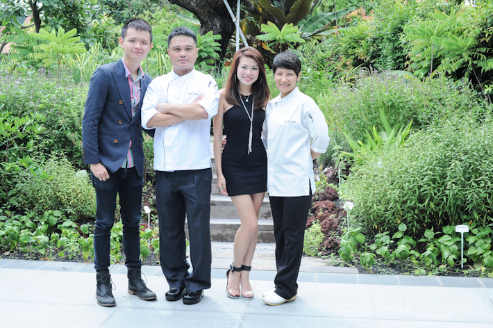 Chef Sam Leong