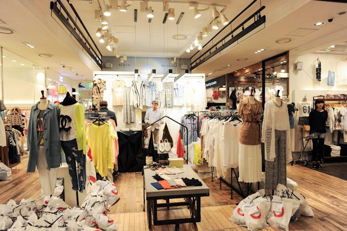 Dongdaemun Shops