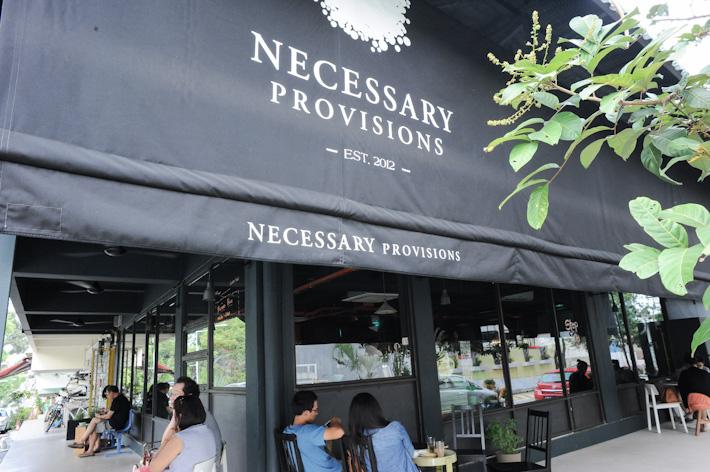 Necessary Provisions Cafe