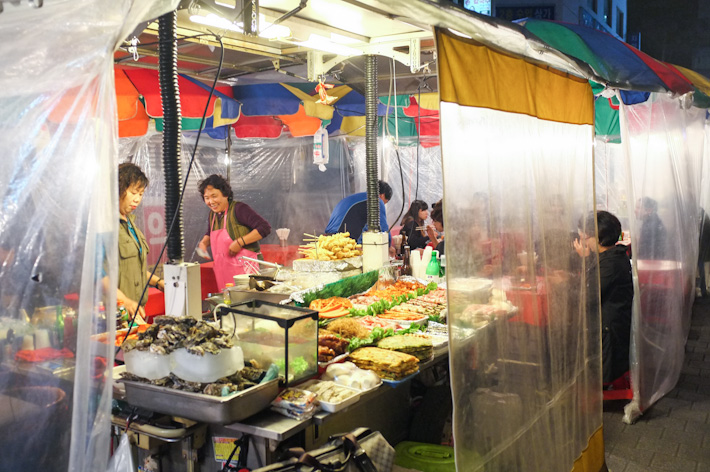 Pojangmacha Seoul