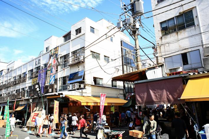 Tokyo Tsukiji Market