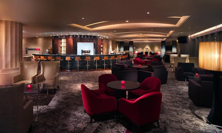 Gravity Bar Carlton Hotel Singapore