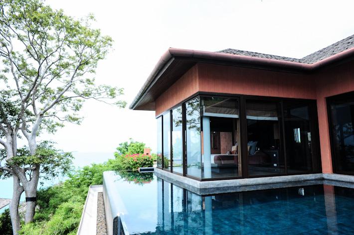 Sri Panwa Oceanview Villa