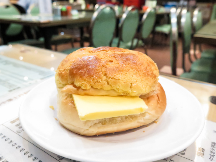 Hong Kong Best Pineapple Bun