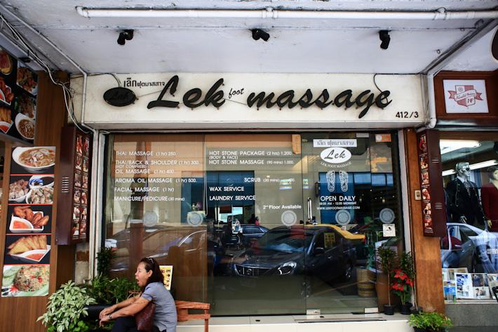 Lek Massage BKK