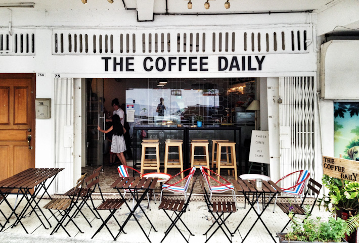 The Coffee Daily Cafe