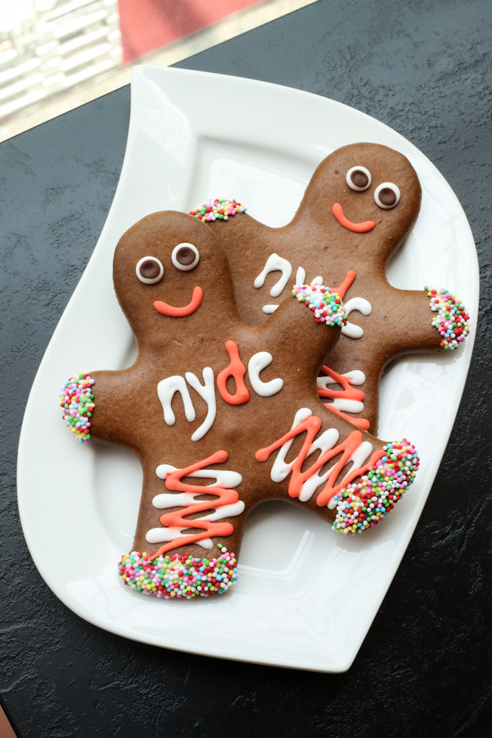 nydc Gingerbread Man