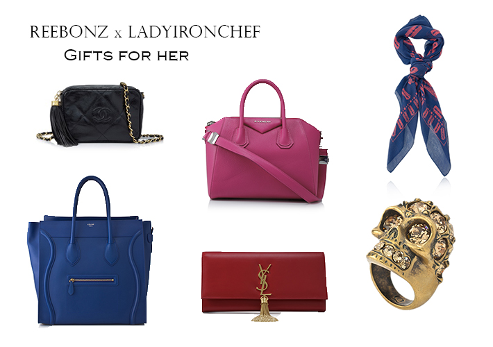 Reebonz Gift Guide for Her