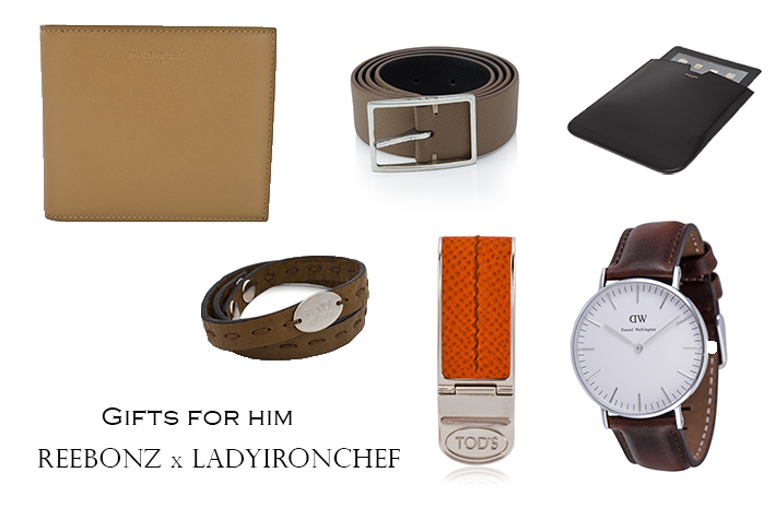 Reebonz Gifts for Him
