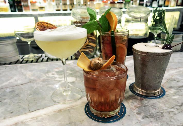 Singapore Hot New Bars