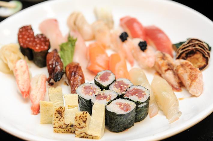 Singapore Sushi Restaurants