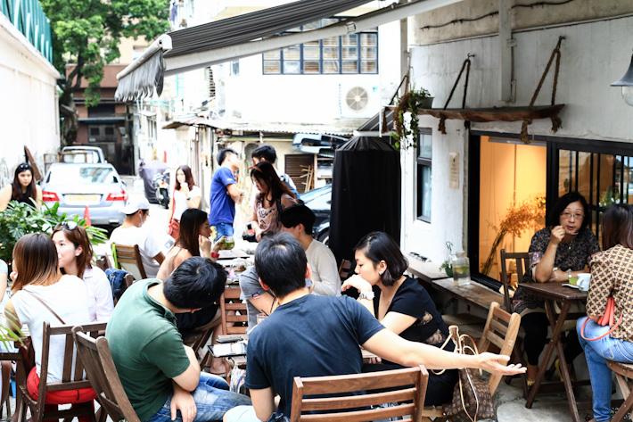 Teakha Cafe