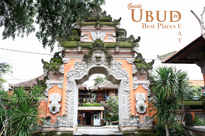 Ubud Food Guide