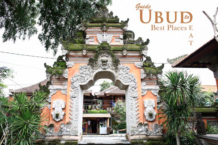 Ubud Food Guide