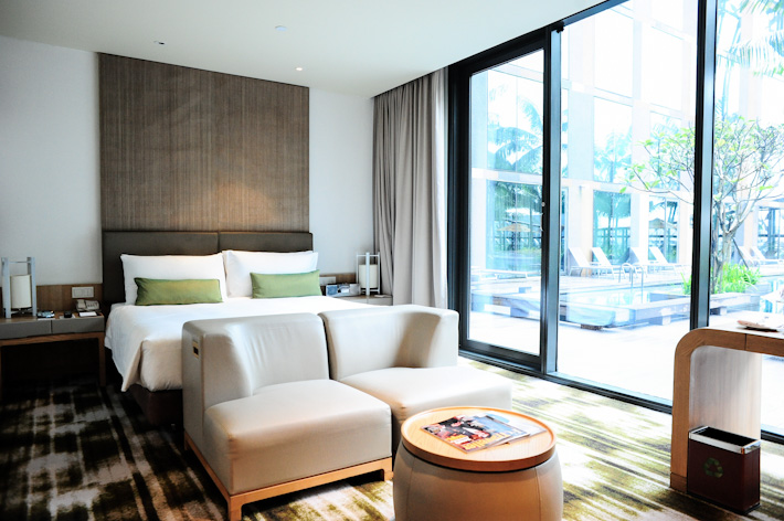 Crowne Plaza Hotel Singapore