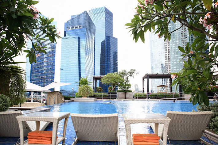 Fullerton Bay Pool