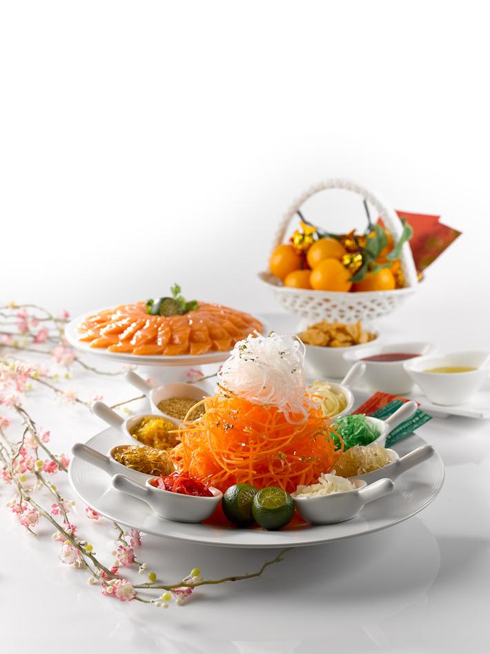 Lunar New Year Buffets at Cafe Mosaic