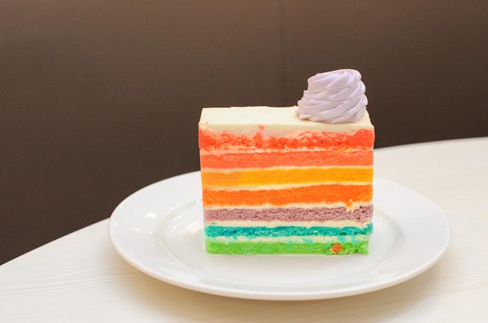 Medz Rainbow Cake