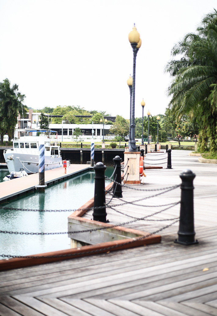 Quayside Isle Sentosa