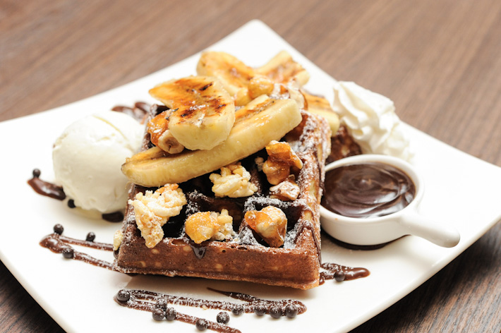 Singapore Best Waffles