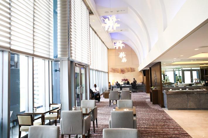 Carlton Singapore Club Lounge