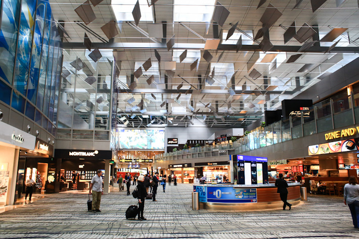 Changi Airport Guide