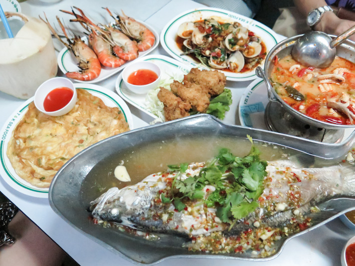 Chinatown Seafood