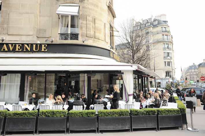 Parisian Restaurant