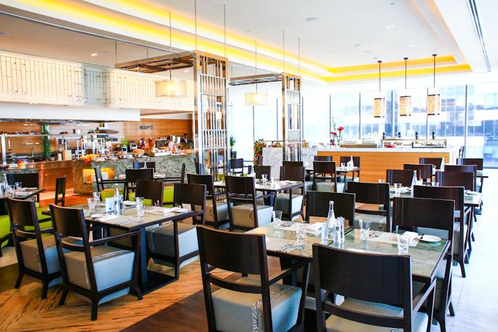 The Westin Singapore Restaurant