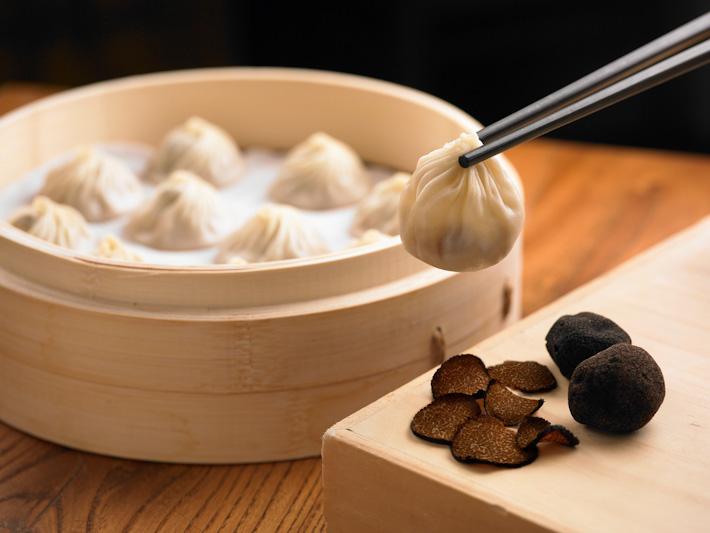 Truffle Xiao Long Bao
