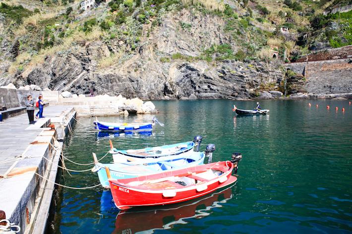Cinque Terre Boat Rental