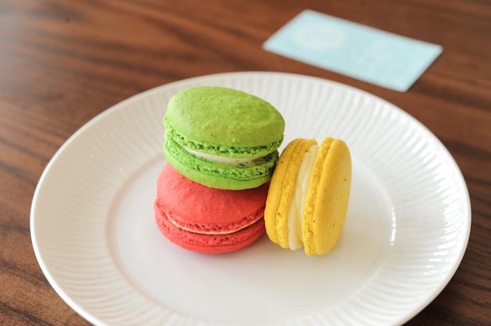 ET Artisan Sweets Macarons